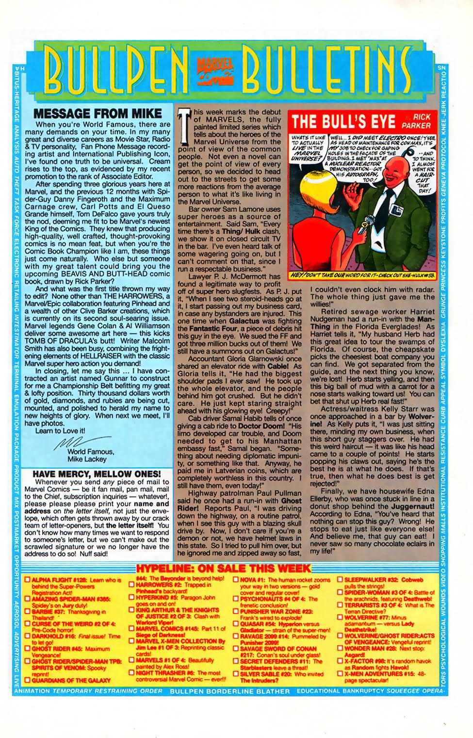 Alpha Flight (1983) issue 128 - Page 21
