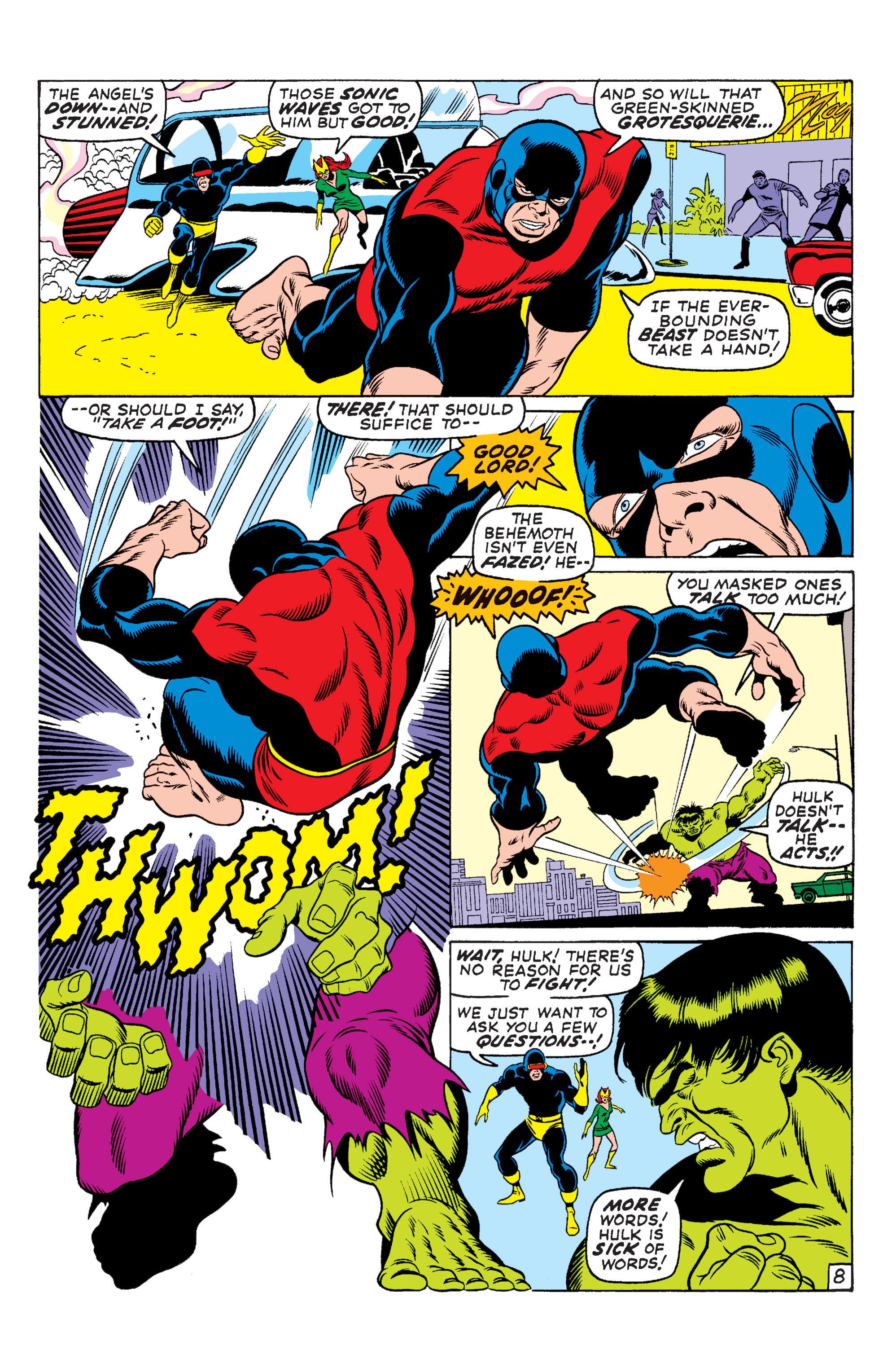 Uncanny X-Men (1963) 66 Page 8