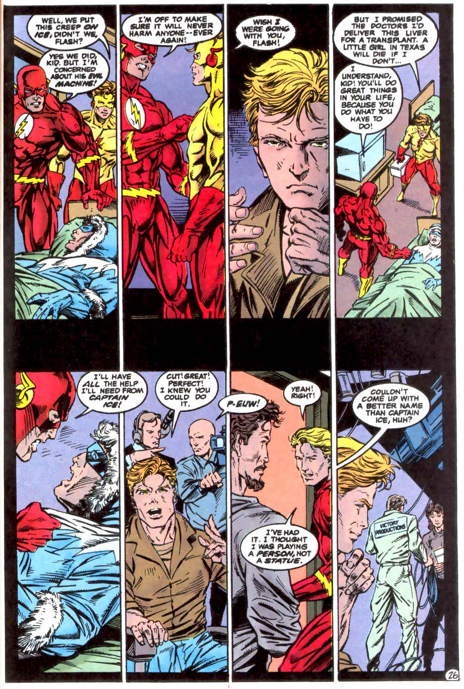 Read online The Flash (1987) comic -  Issue # _Annual 7 - 27