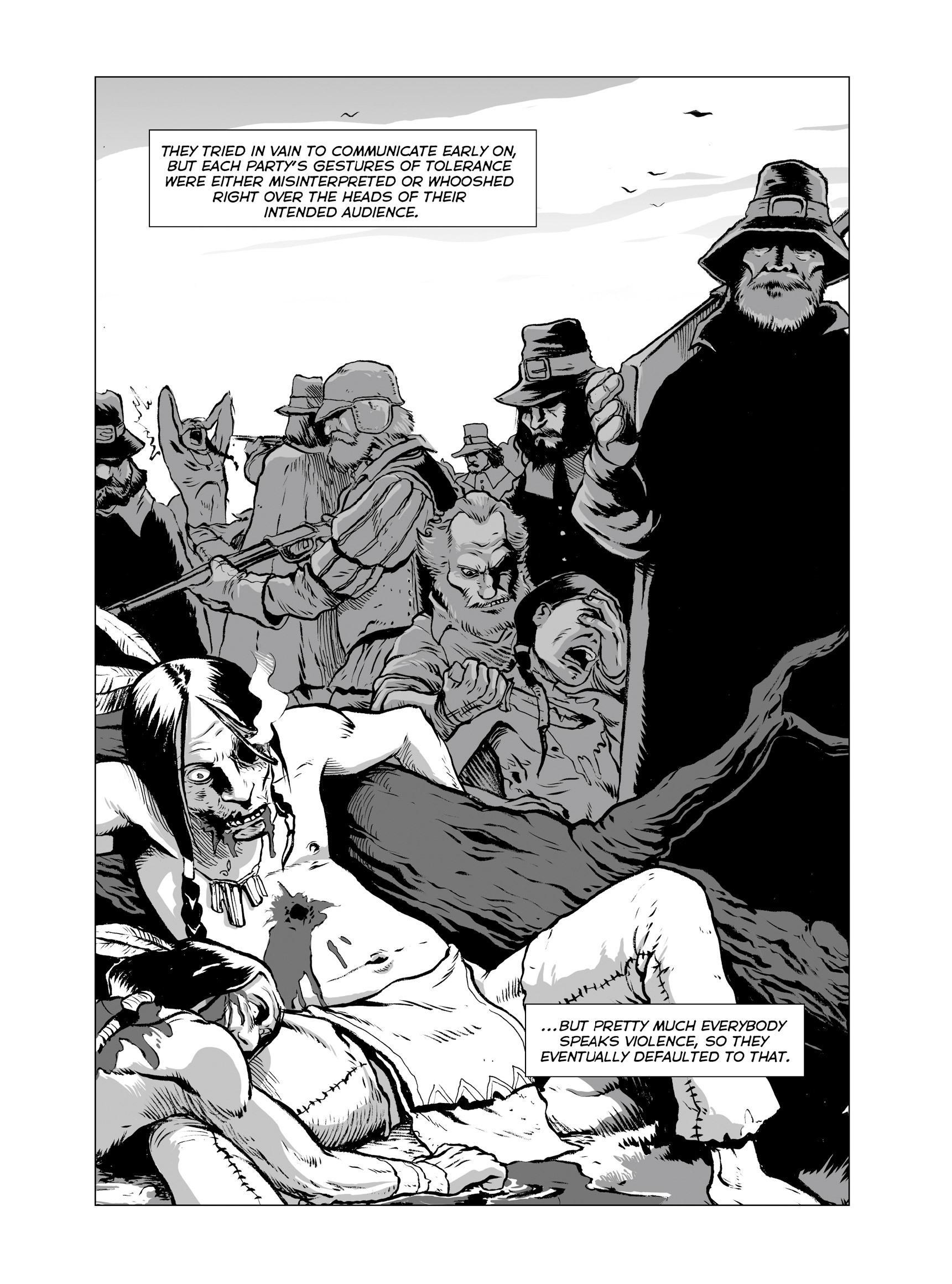 Read online FUBAR comic -  Issue #3 - 17