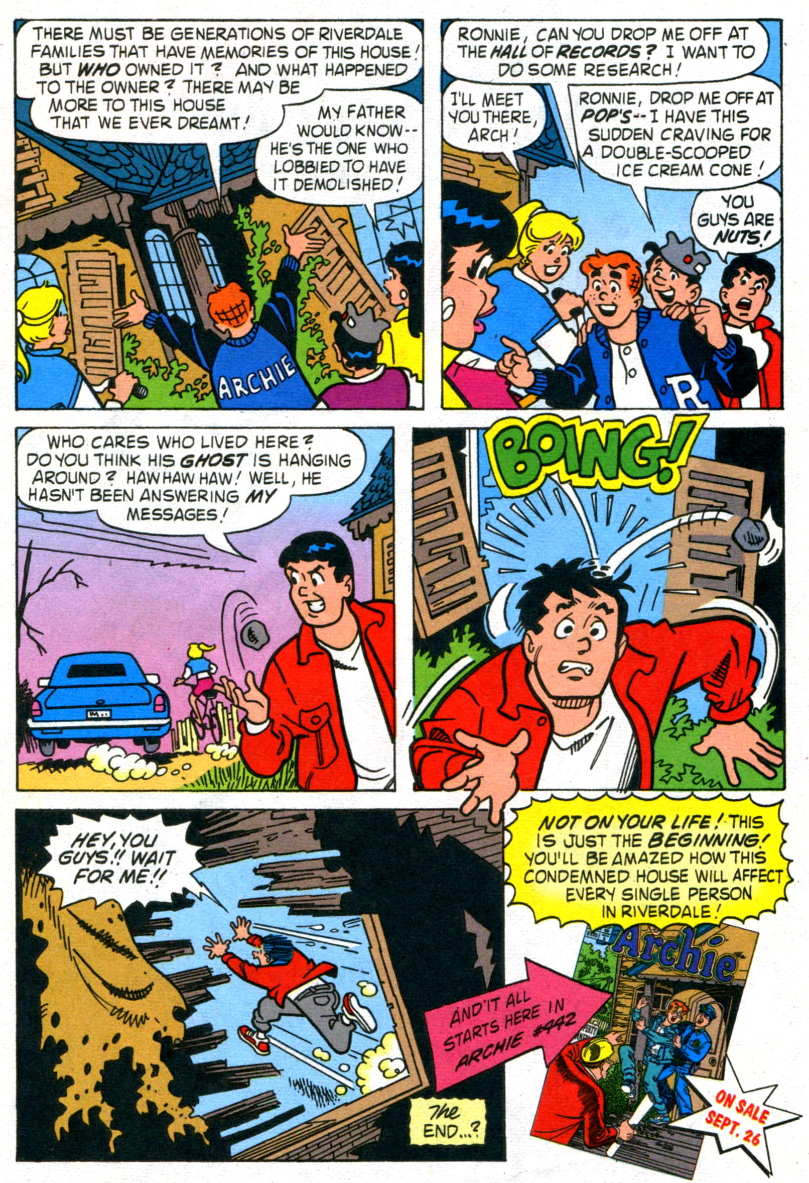 Read online World of Archie comic -  Issue #17 - 33