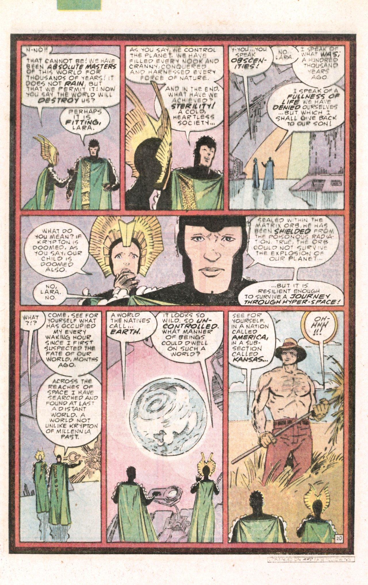 Read online World of Krypton comic -  Issue #4 - 30
