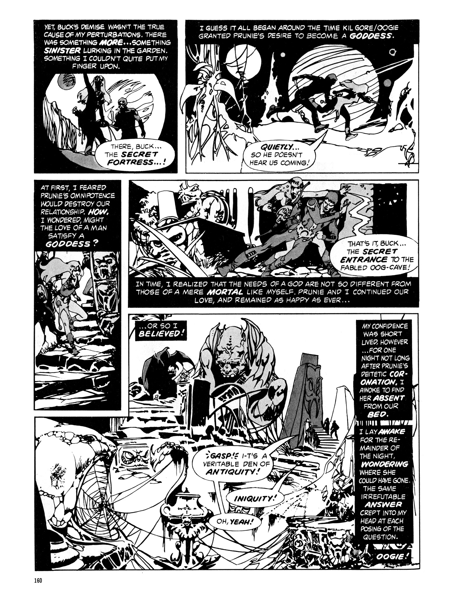 Read online Eerie Archives comic -  Issue # TPB 16 - 161