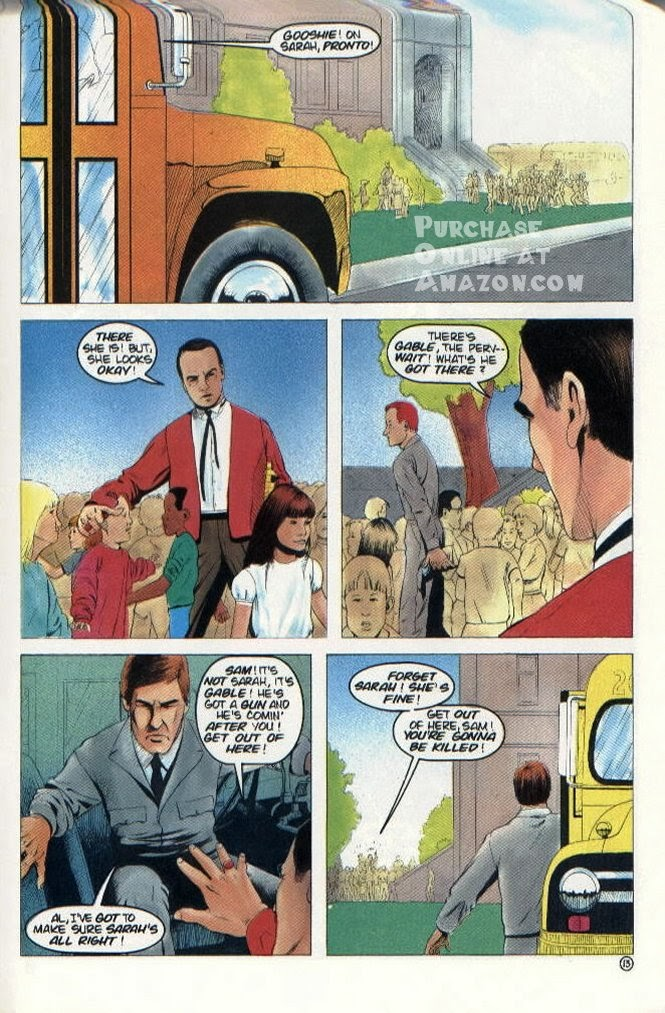 Read online Quantum Leap comic -  Issue #7 - 29