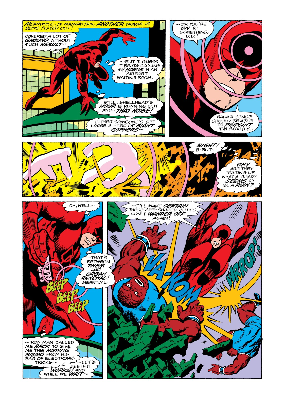 Read online Marvel Masterworks: The Invincible Iron Man comic -  Issue # TPB 11 (Part 2) - 85