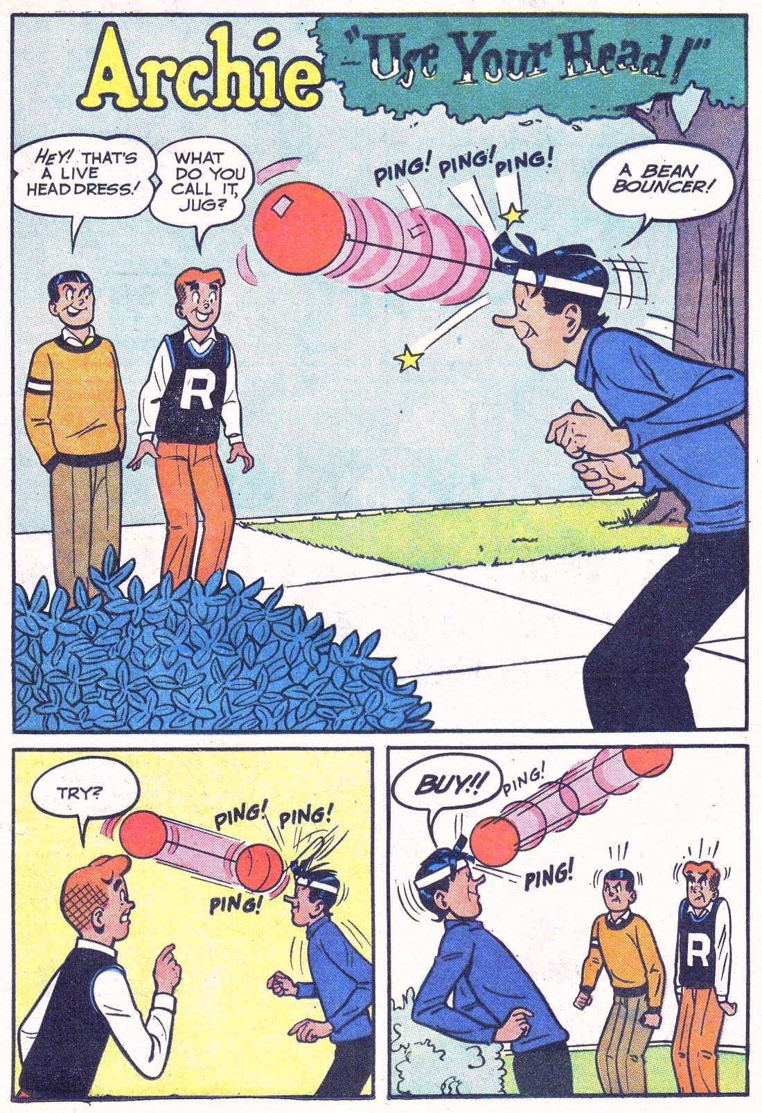 Read online Archie (1960) comic -  Issue #124 - 13