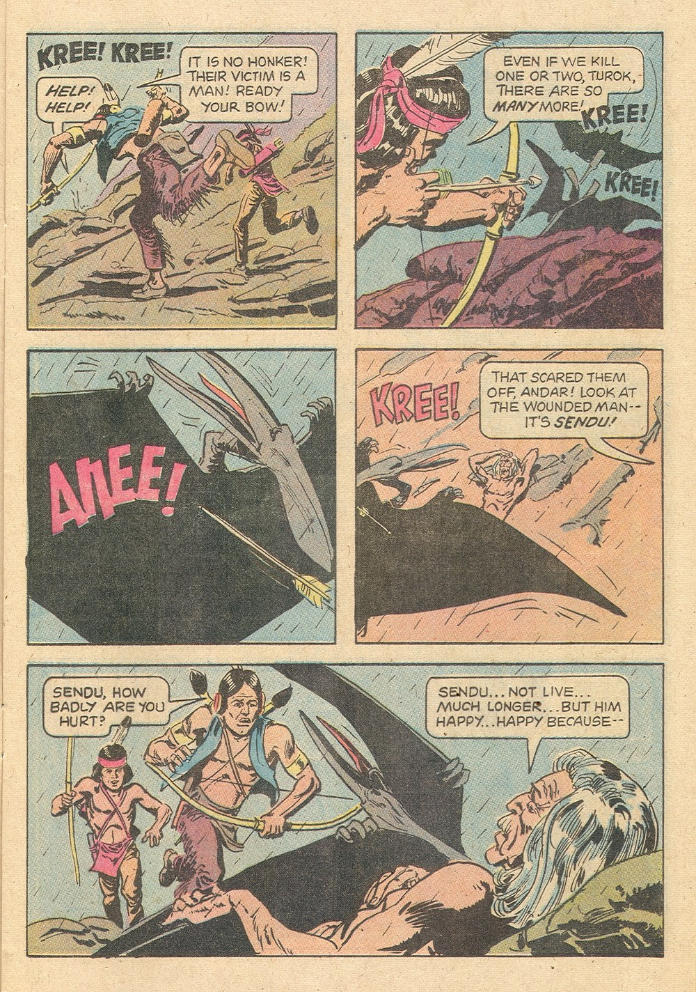 Read online Turok, Son of Stone comic -  Issue #129 - 13