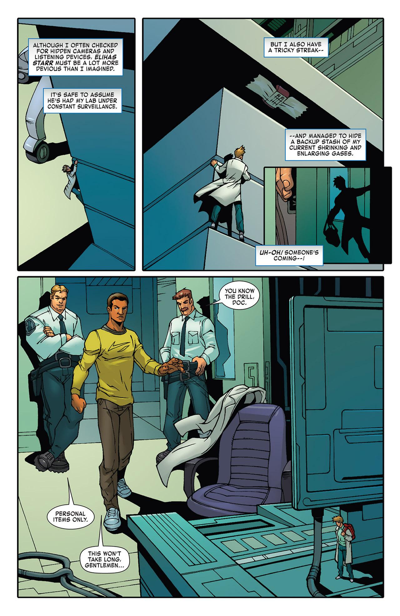 Read online Ant-Man: Season One comic -  Issue #Ant-Man: Season One Full - 32