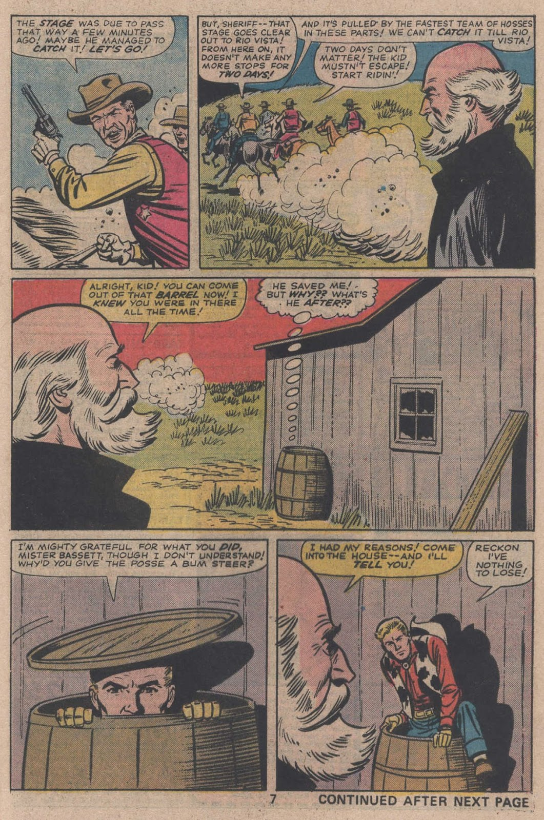 Kid Colt Outlaw issue 195 - Page 9