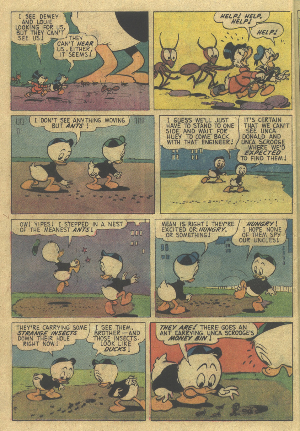 Read online Uncle Scrooge (1953) comic -  Issue #120 - 10