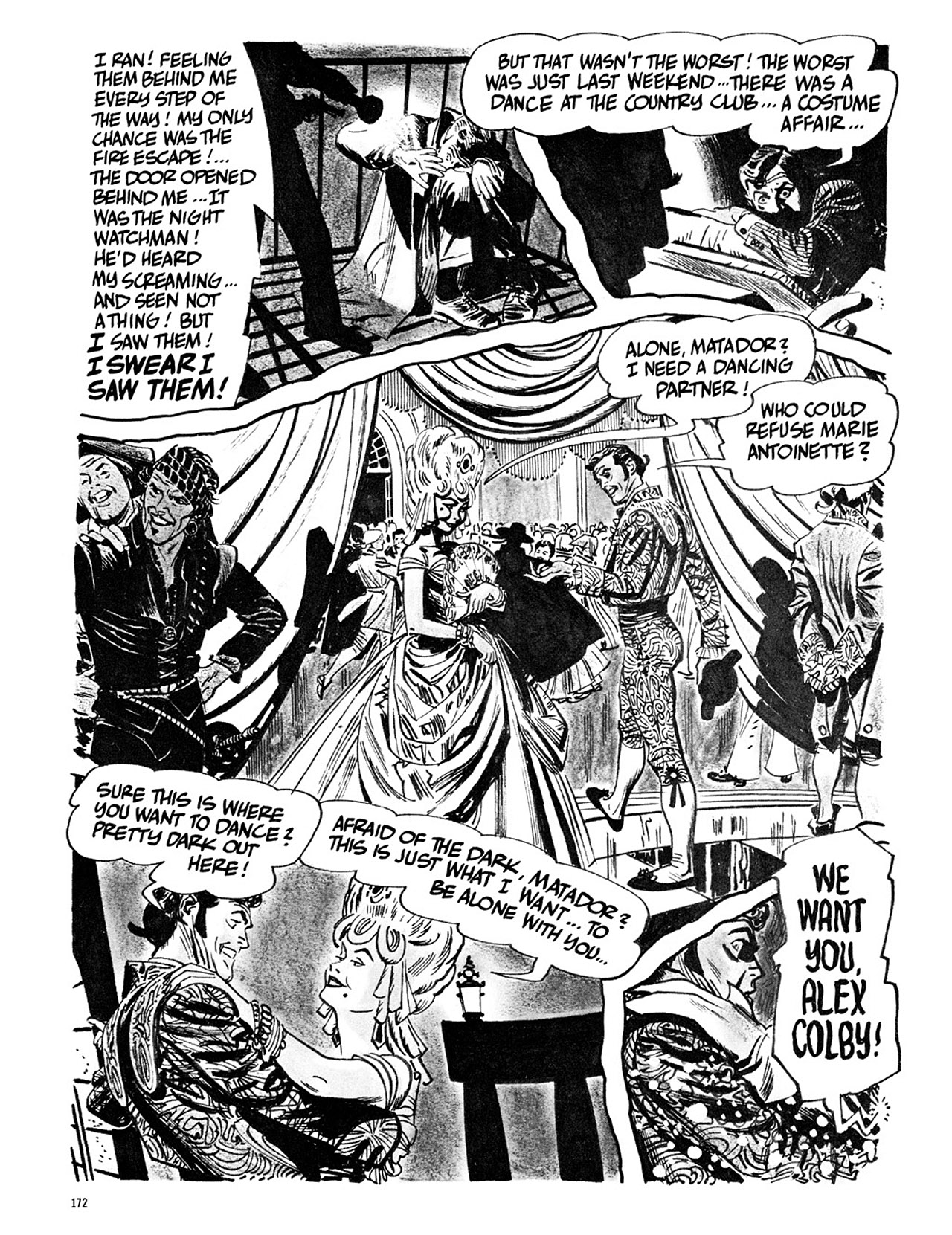 Read online Eerie Archives comic -  Issue # TPB 3 - 173