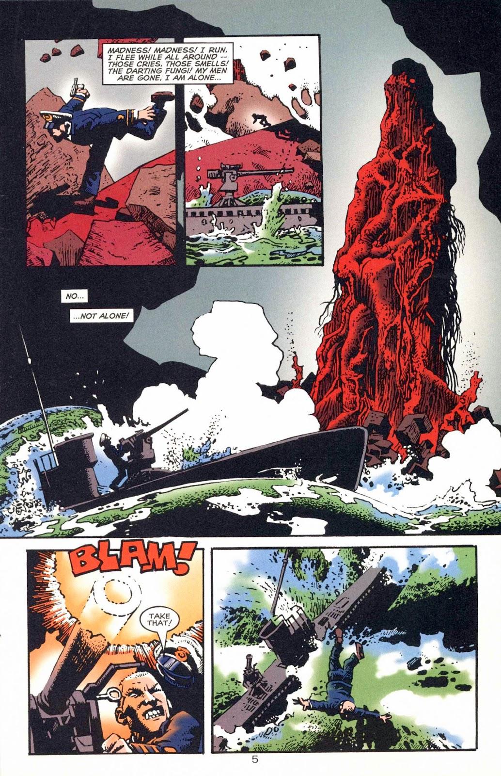 Read online Weird War Tales (1997) comic -  Issue #1 - 8