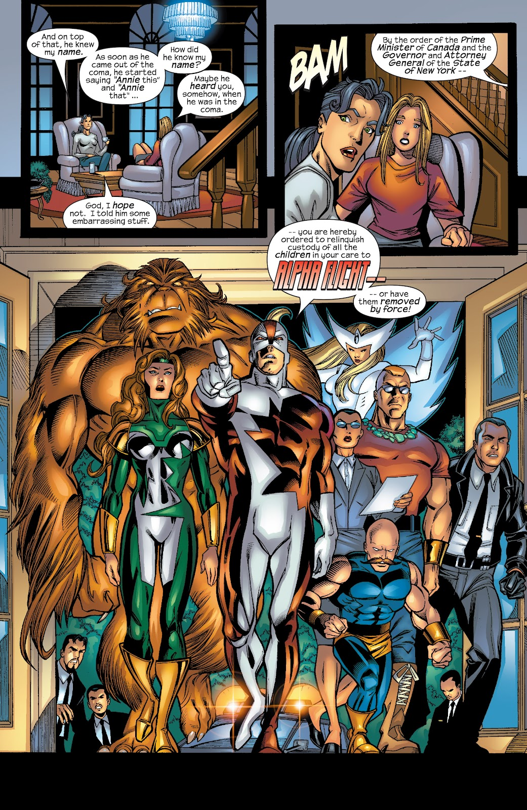 Read online X-Men: Unstoppable comic -  Issue # TPB (Part 4) - 35
