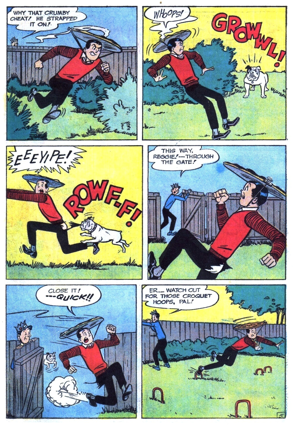 Read online Archie (1960) comic -  Issue #149 - 7