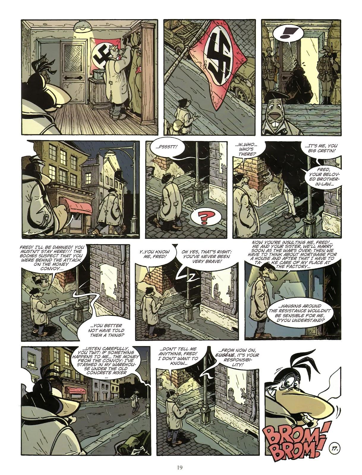 Une enquête de l'inspecteur Canardo issue 11 - Page 20