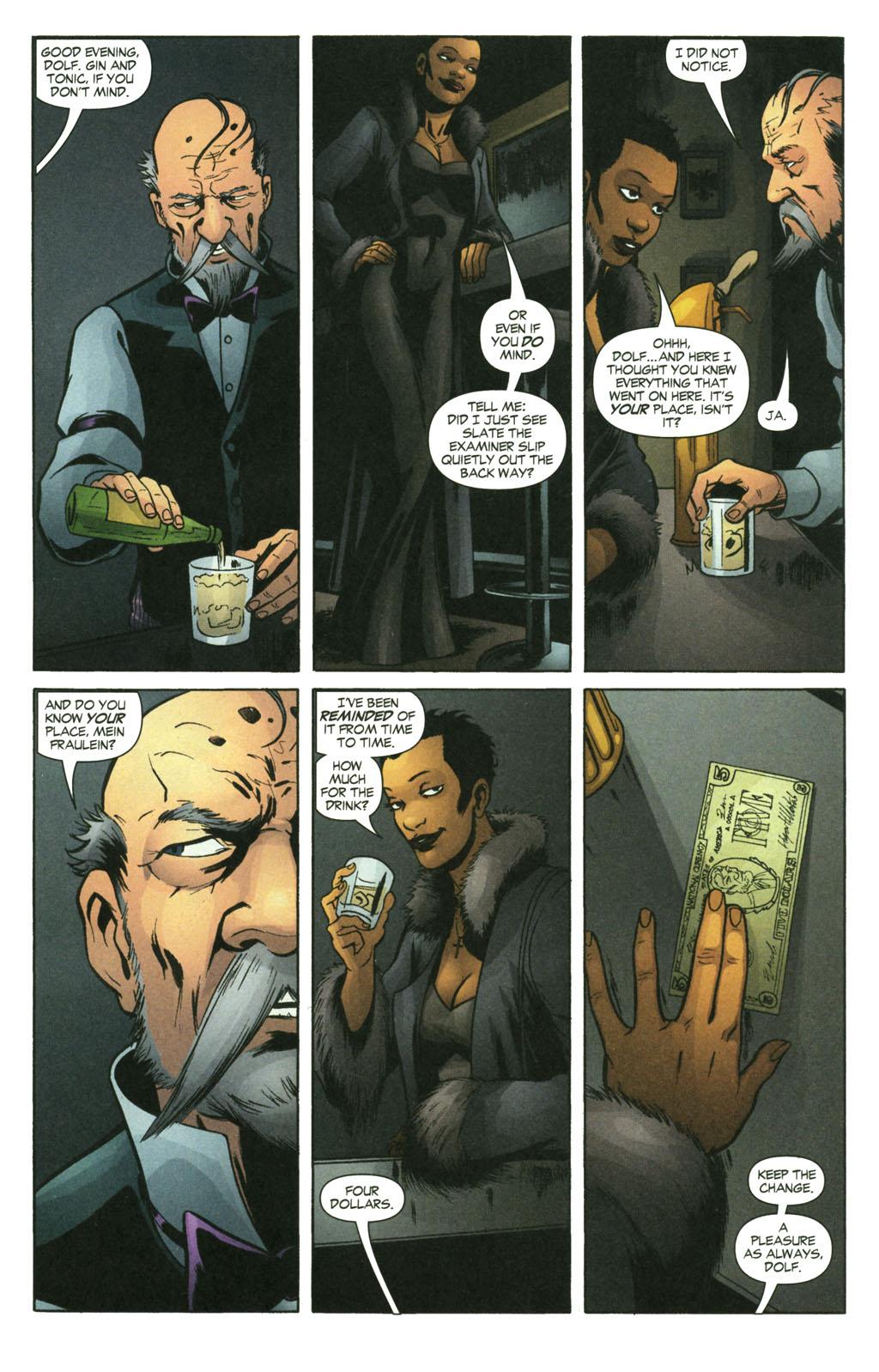 Read online Fallen Angel (2003) comic -  Issue #14 - 11