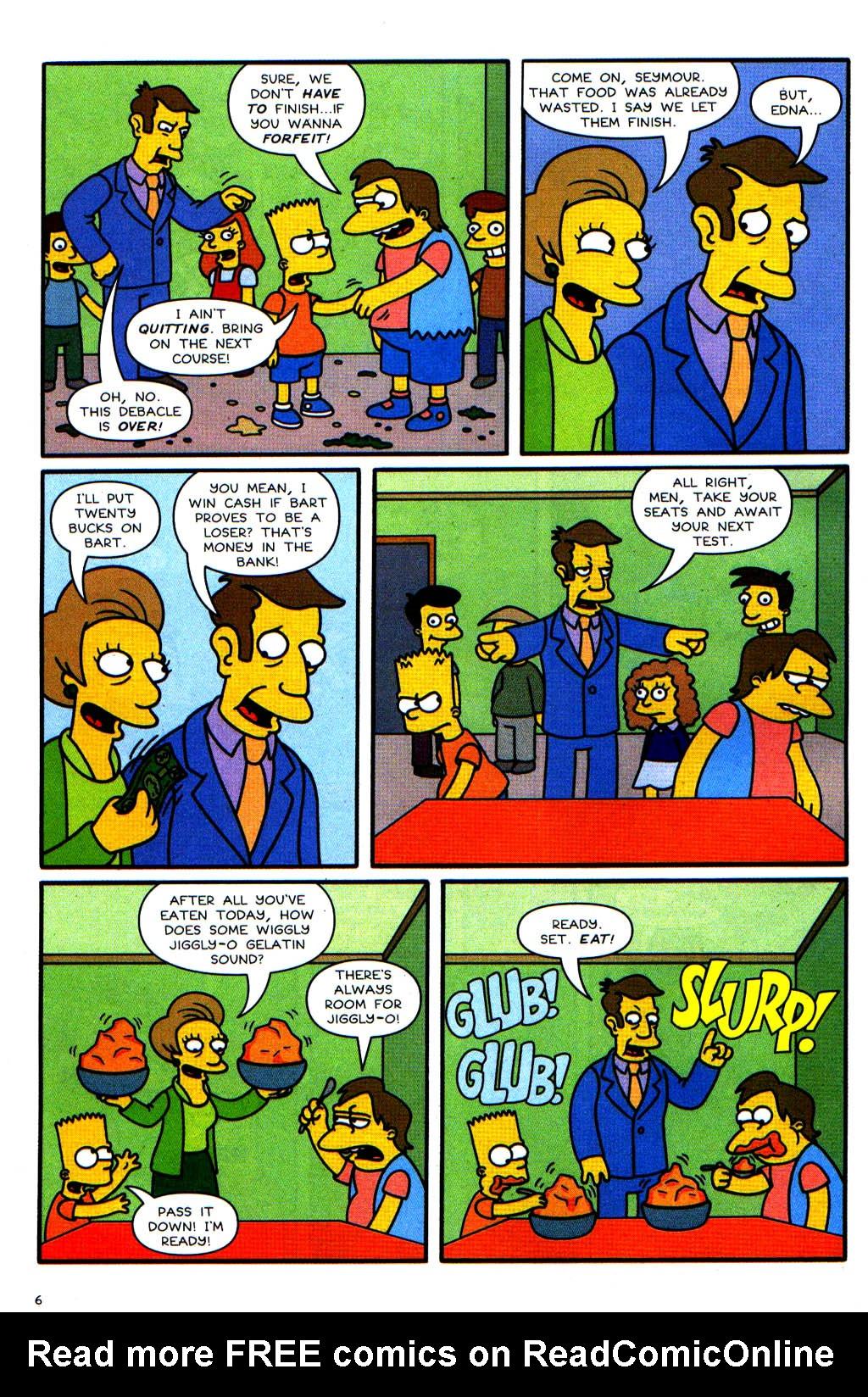 Read online Simpsons Comics Presents Bart Simpson comic -  Issue #19 - 7