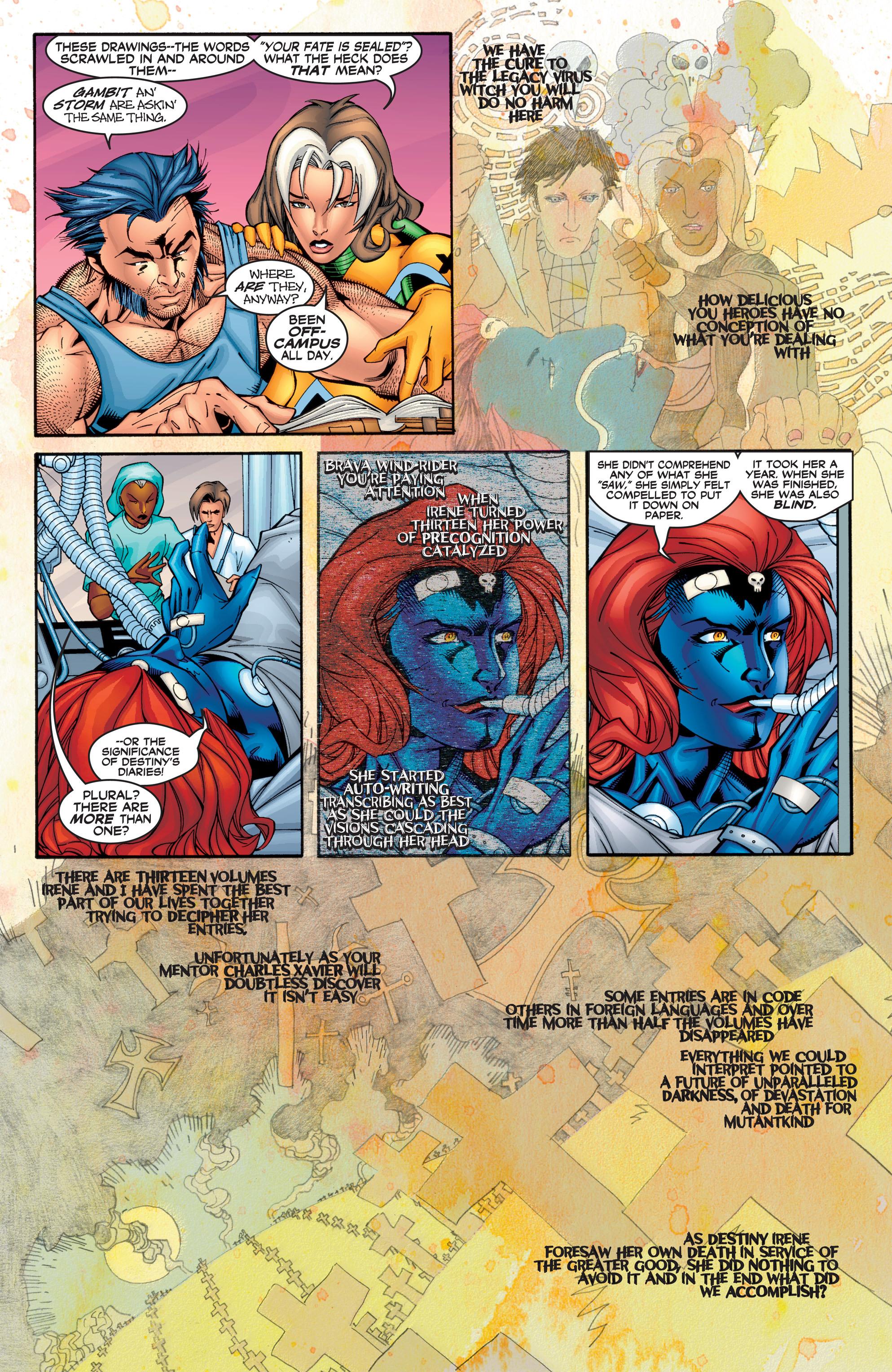 Read online Uncanny X-Men (1963) comic -  Issue #389 - 18
