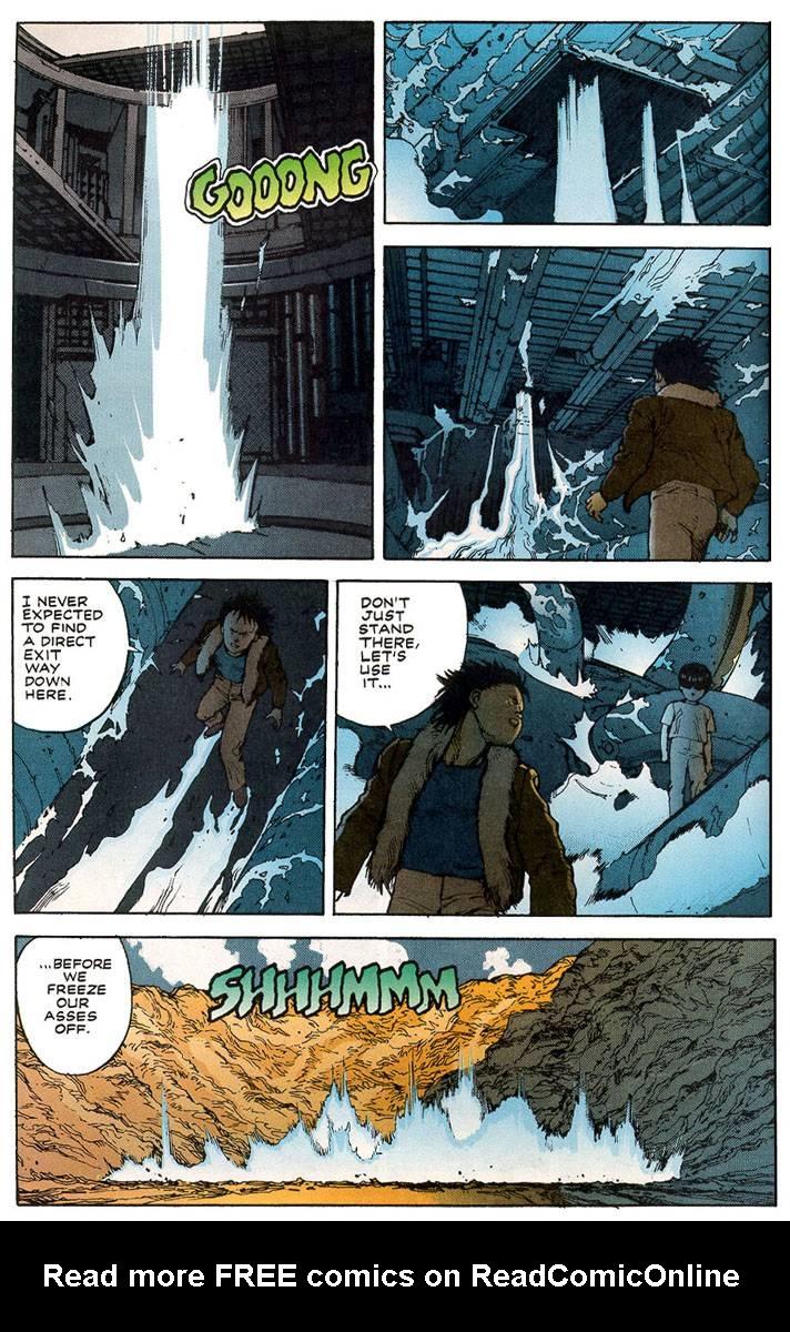 Read online Akira comic -  Issue #11 - 25