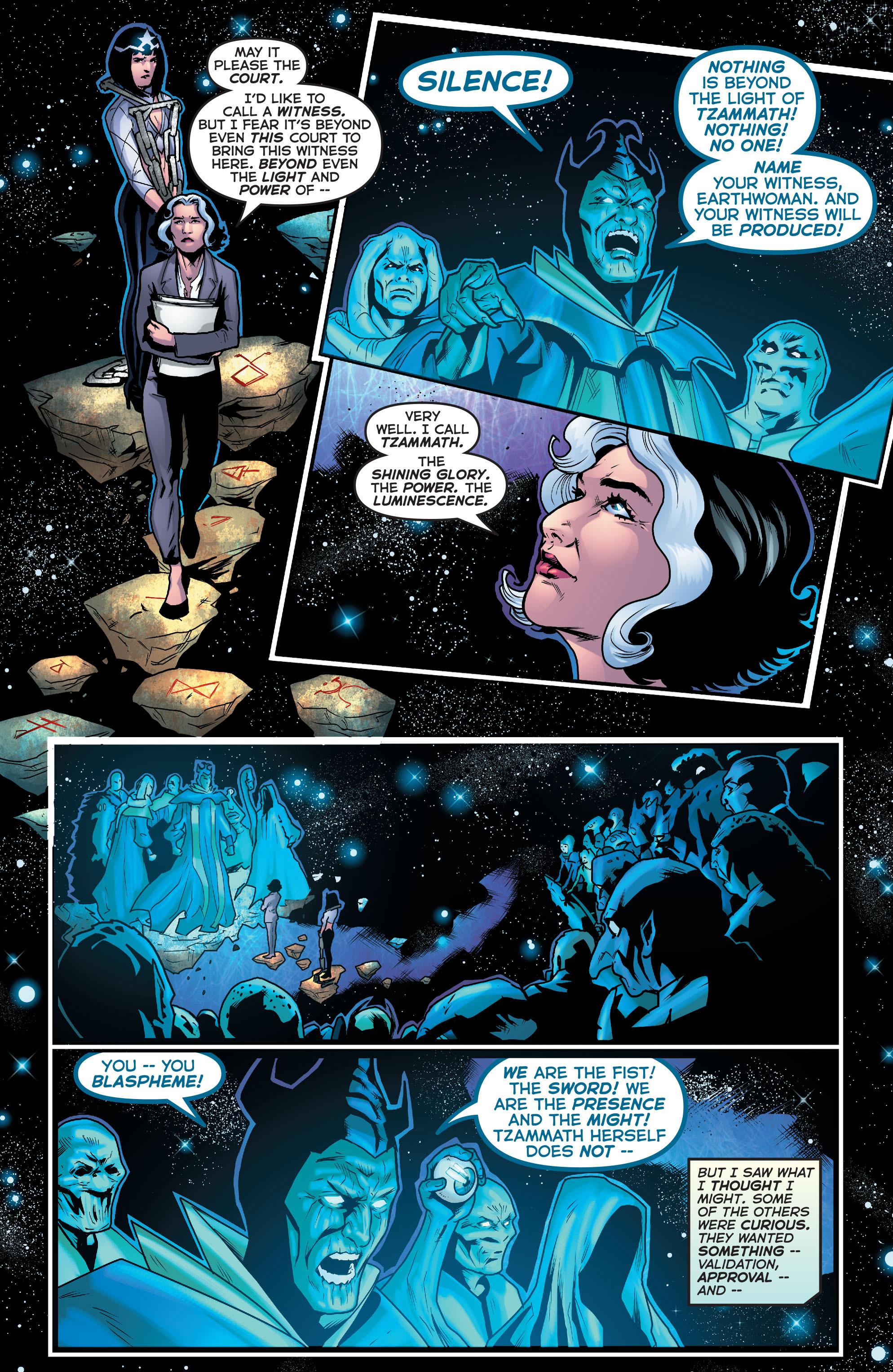Read online Astro City comic -  Issue #40 - 20
