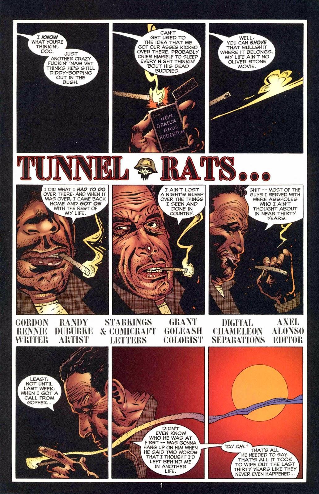 Read online Weird War Tales (1997) comic -  Issue #1 - 20