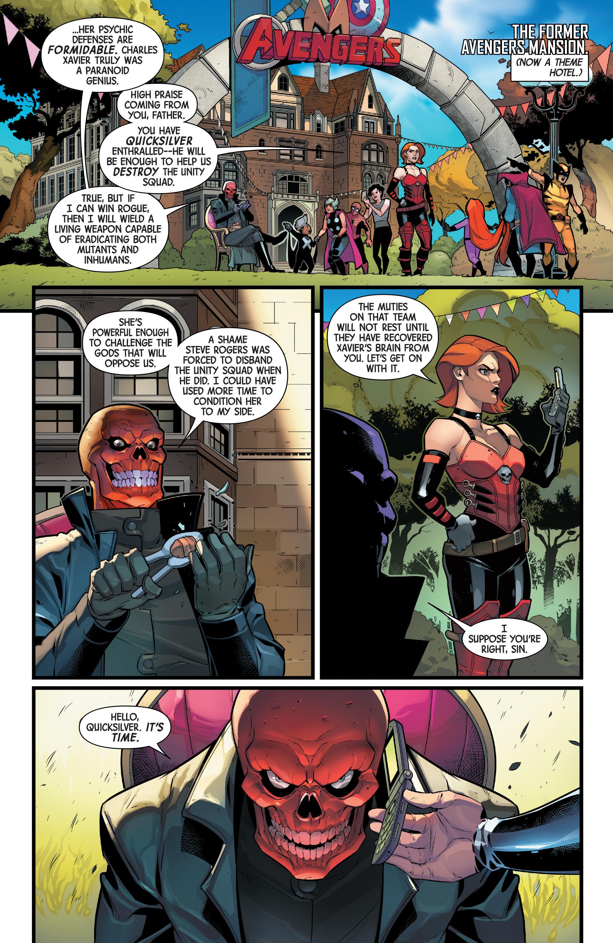 Read online Uncanny Avengers [II] comic -  Issue #18 - 5
