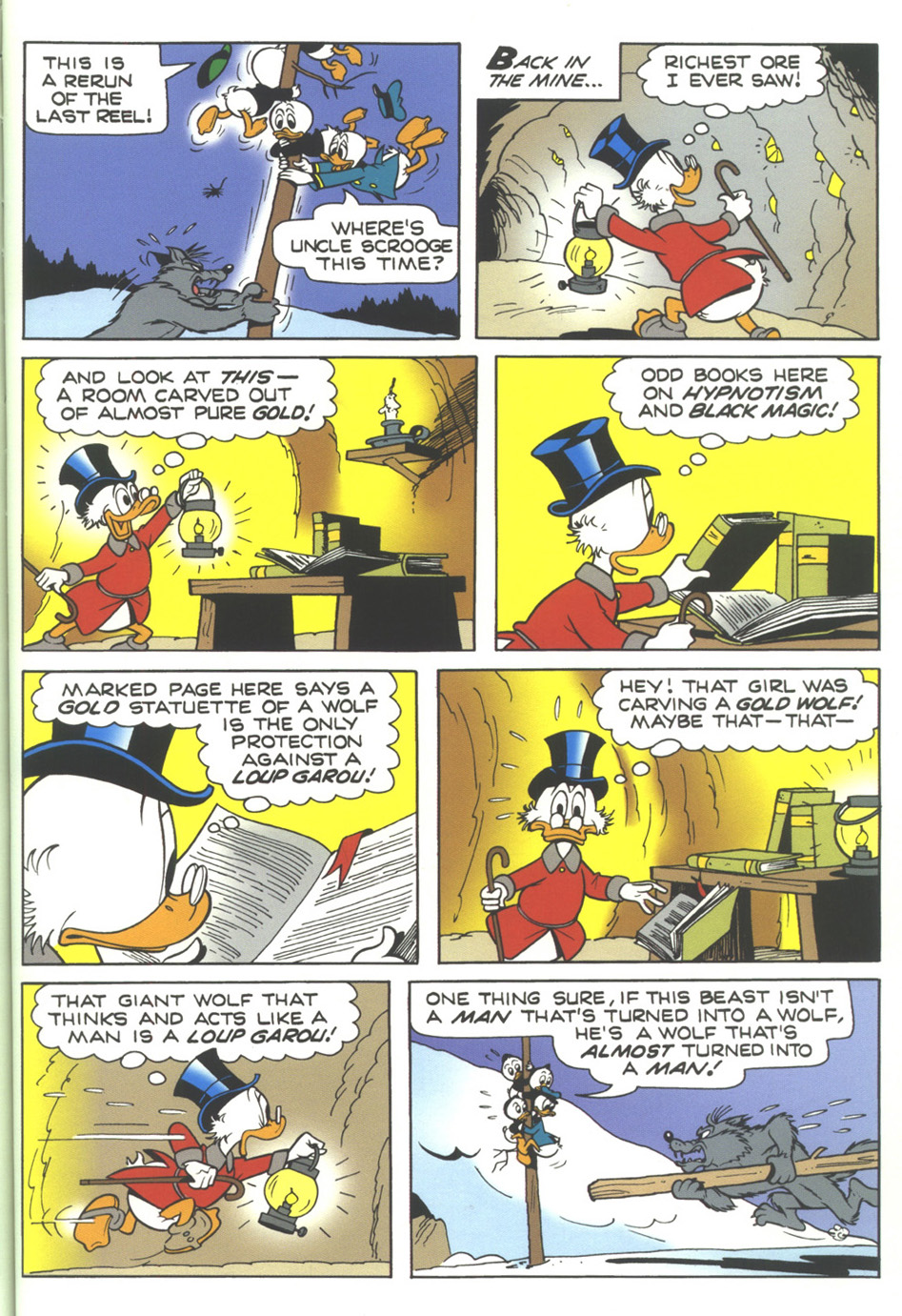 Read online Uncle Scrooge (1953) comic -  Issue #317 - 61