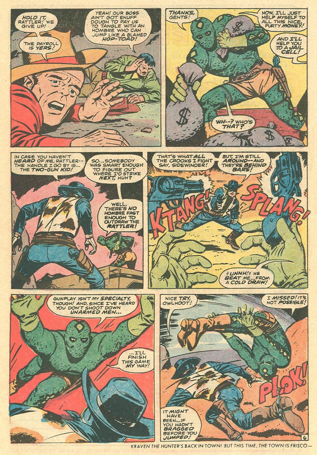 Read online Two-Gun Kid comic -  Issue #113 - 10
