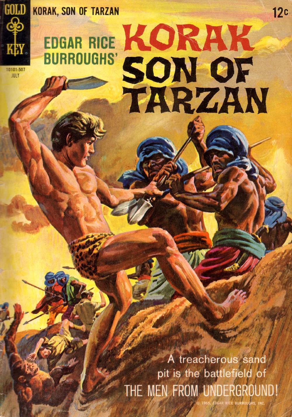 Korak, Son of Tarzan (1964) issue 9 - Page 1