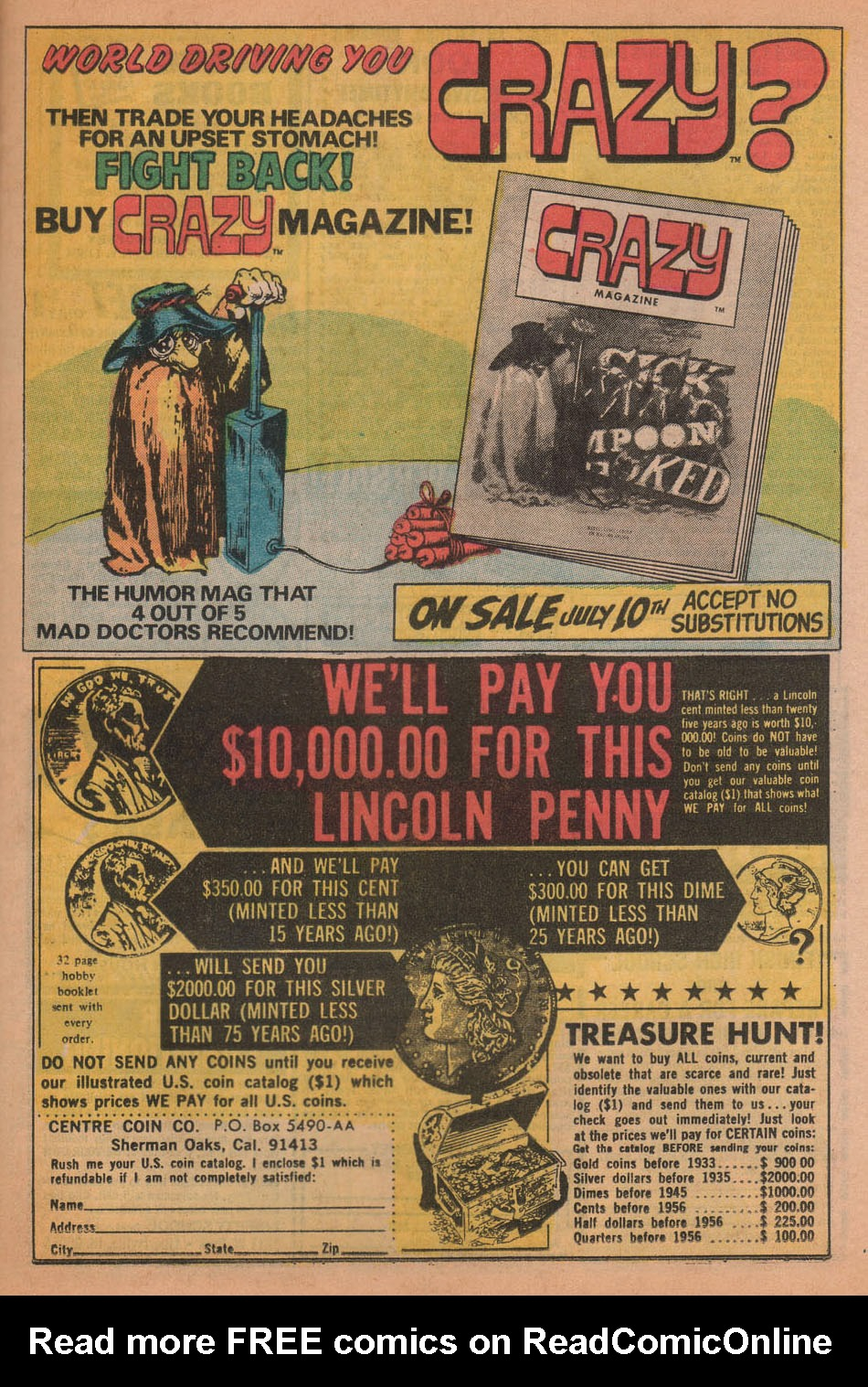 The Rawhide Kid (1955) issue 116 - Page 21