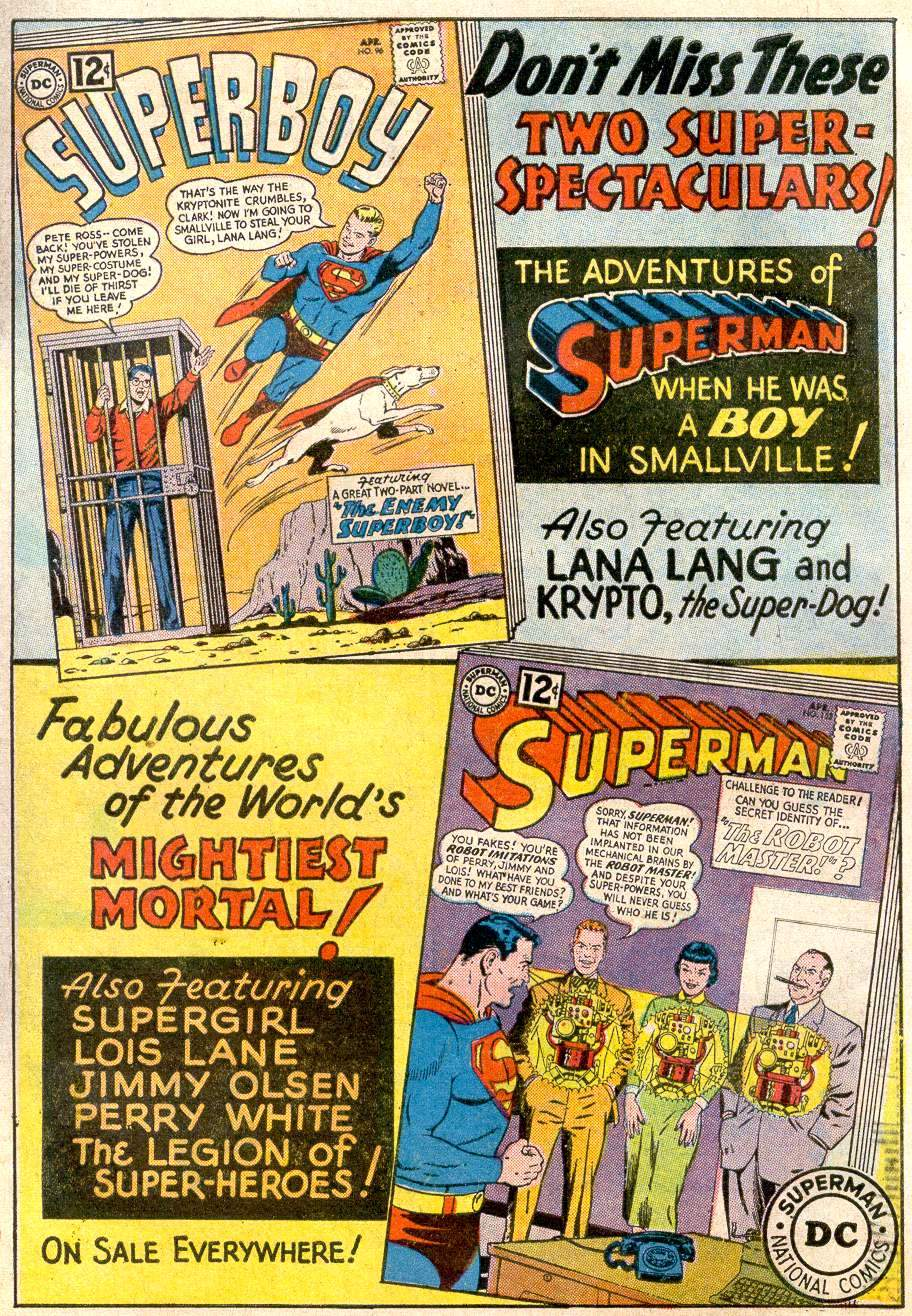 Read online Adventure Comics (1938) comic -  Issue #295 - 17