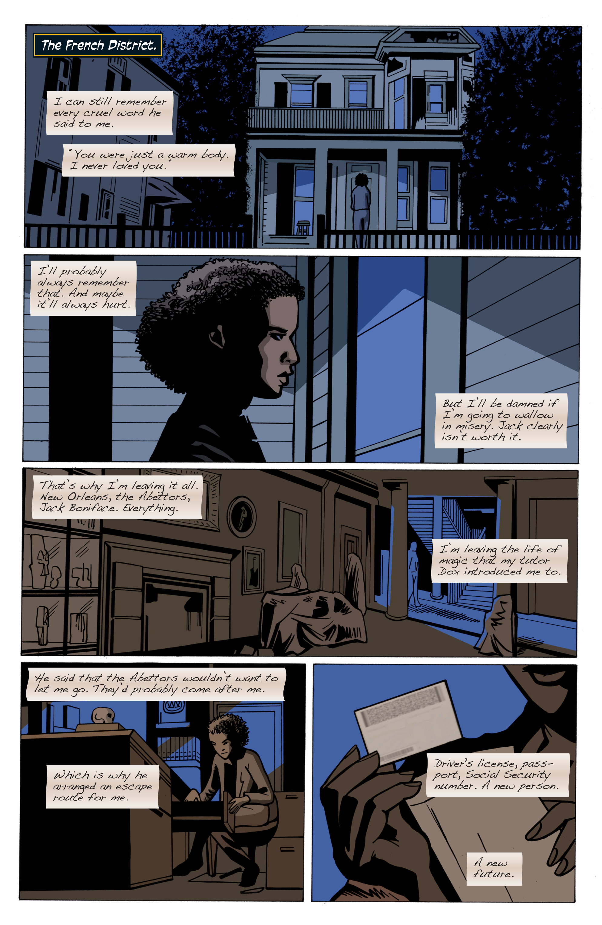 Read online Shadowman: End Times comic -  Issue #3 - 8