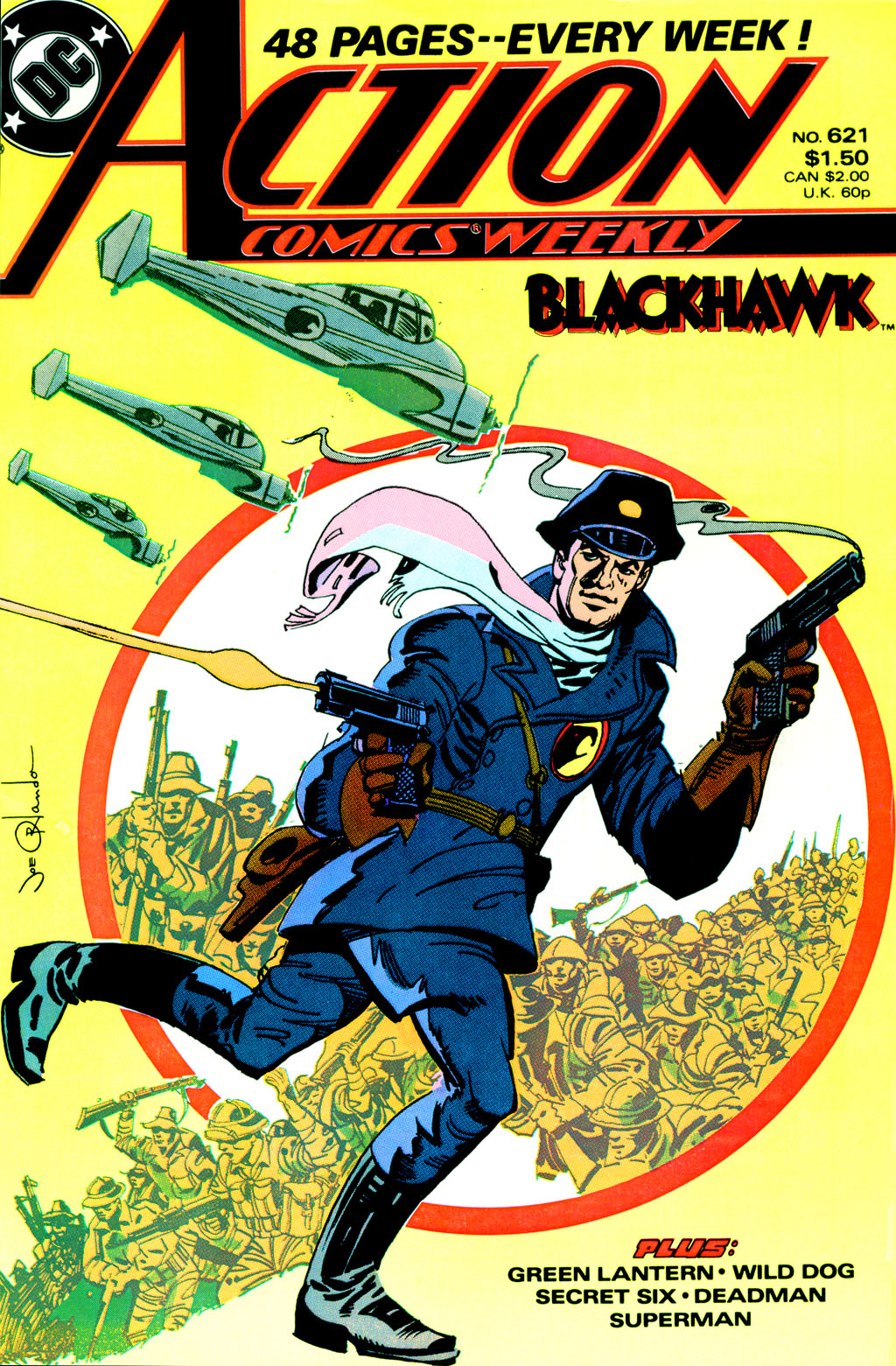 Action Comics (1938) 621 Page 1