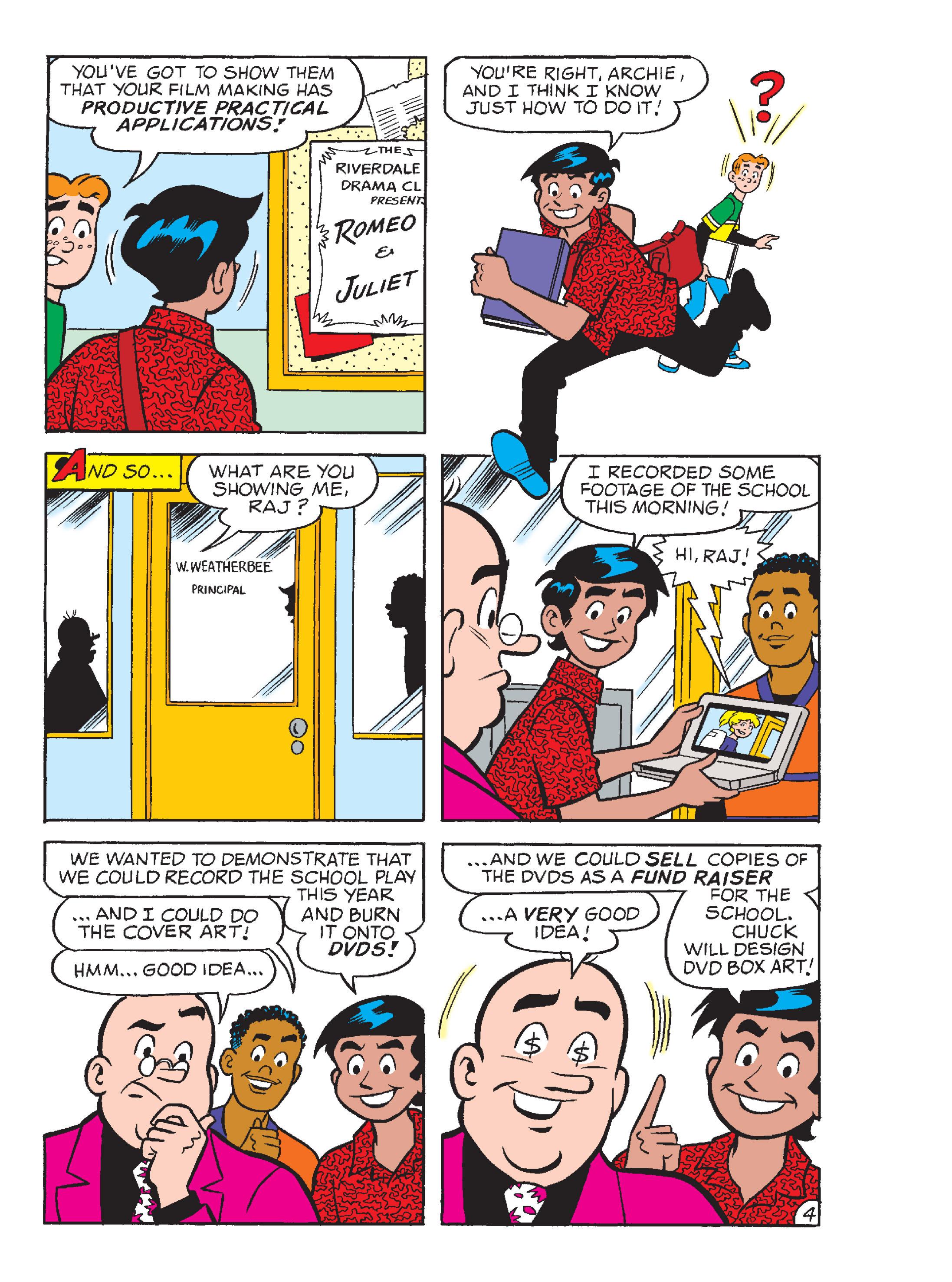 Read online Archie 1000 Page Comics Blowout! comic -  Issue # TPB (Part 1) - 226