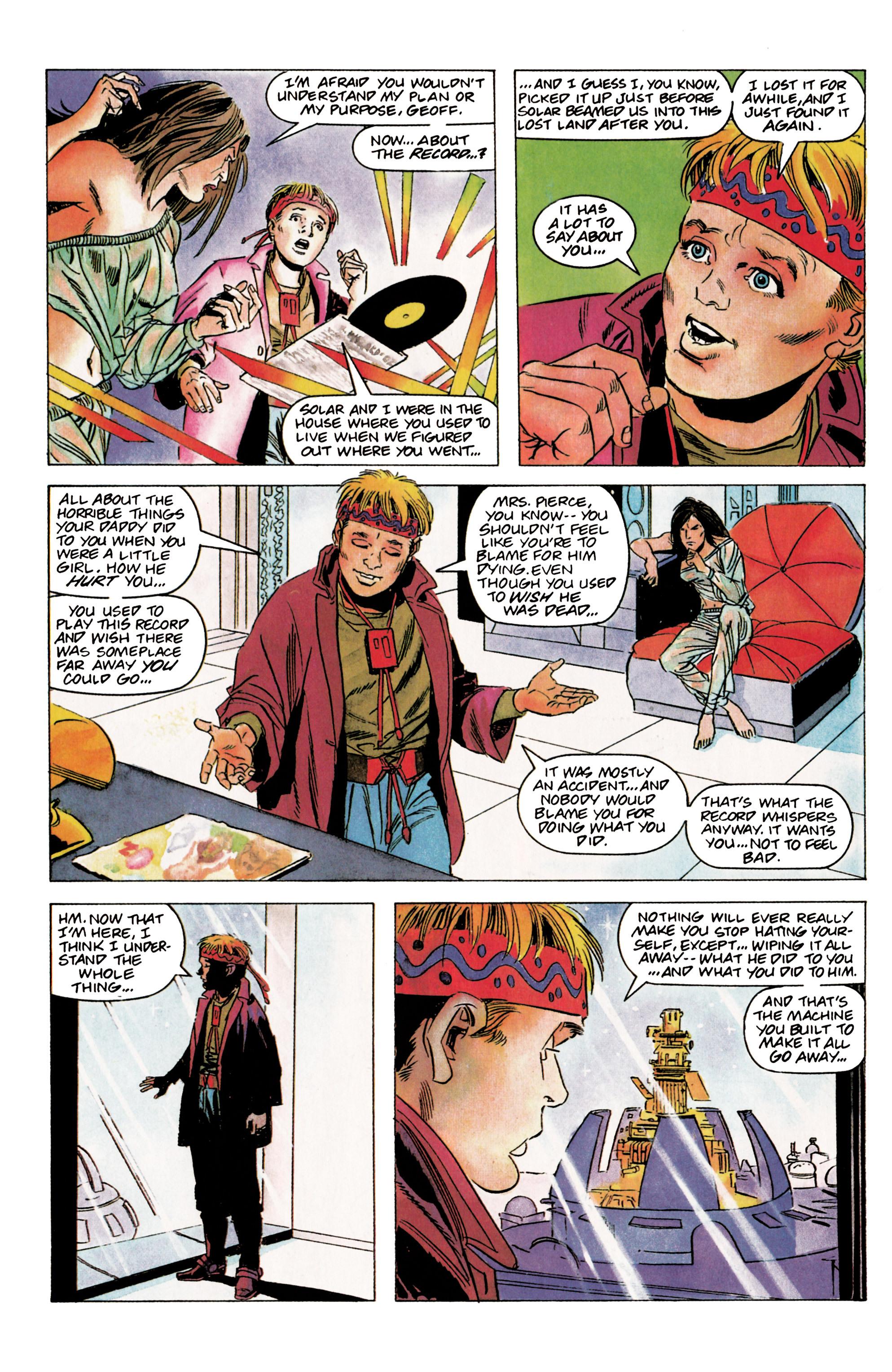 Read online Eternal Warrior (1992) comic -  Issue #2 - 18