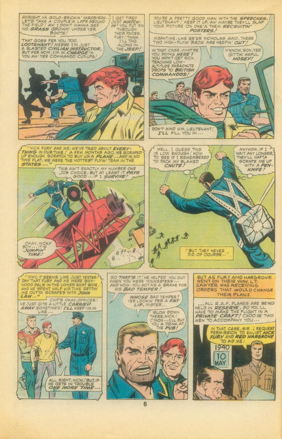 Read online Sgt. Fury comic -  Issue #136 - 8