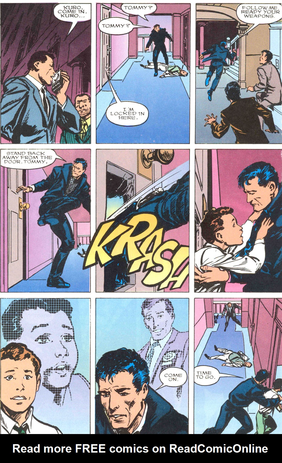 The Punisher Movie Special issue Full - Page 50