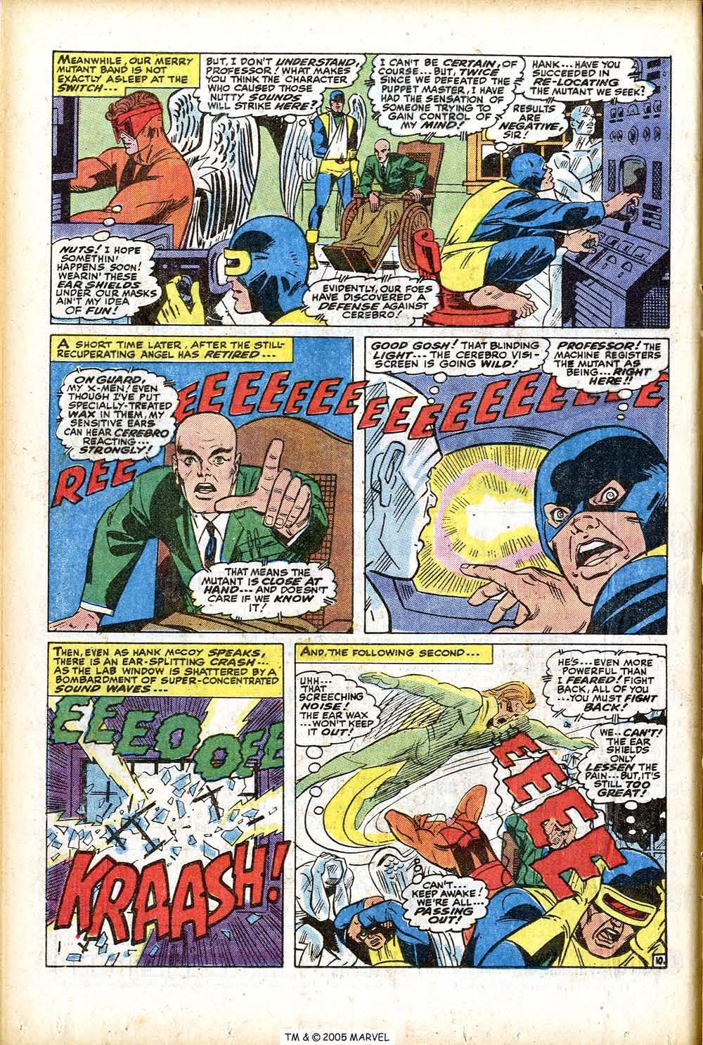 Uncanny X-Men (1963) 76 Page 15