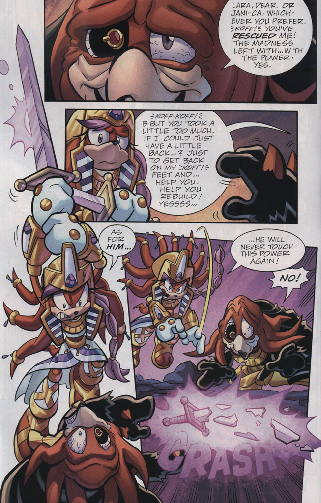 Read online Sonic Universe comic -  Issue #28 - 28