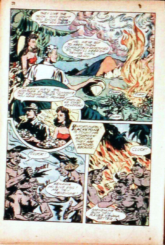 Read online Super-Magician Comics comic -  Issue #17 - 28