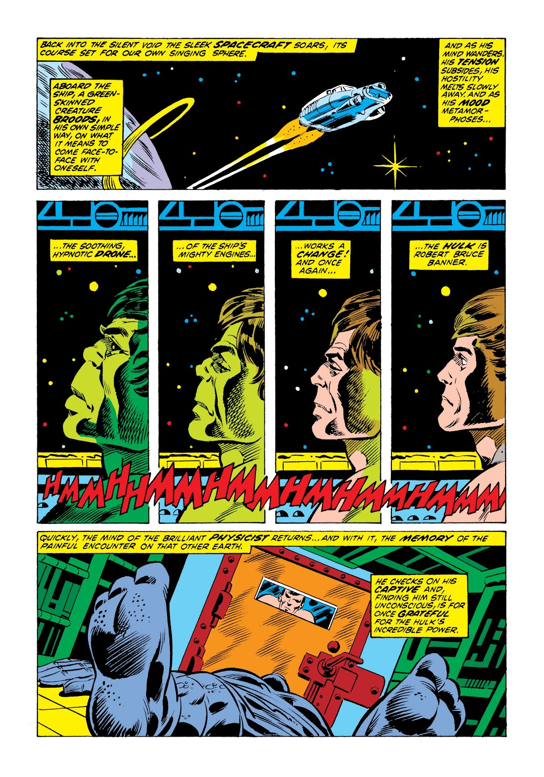 Read online Marvel Masterworks: The Incredible Hulk comic -  Issue # TPB 9 (Part 1) - 49
