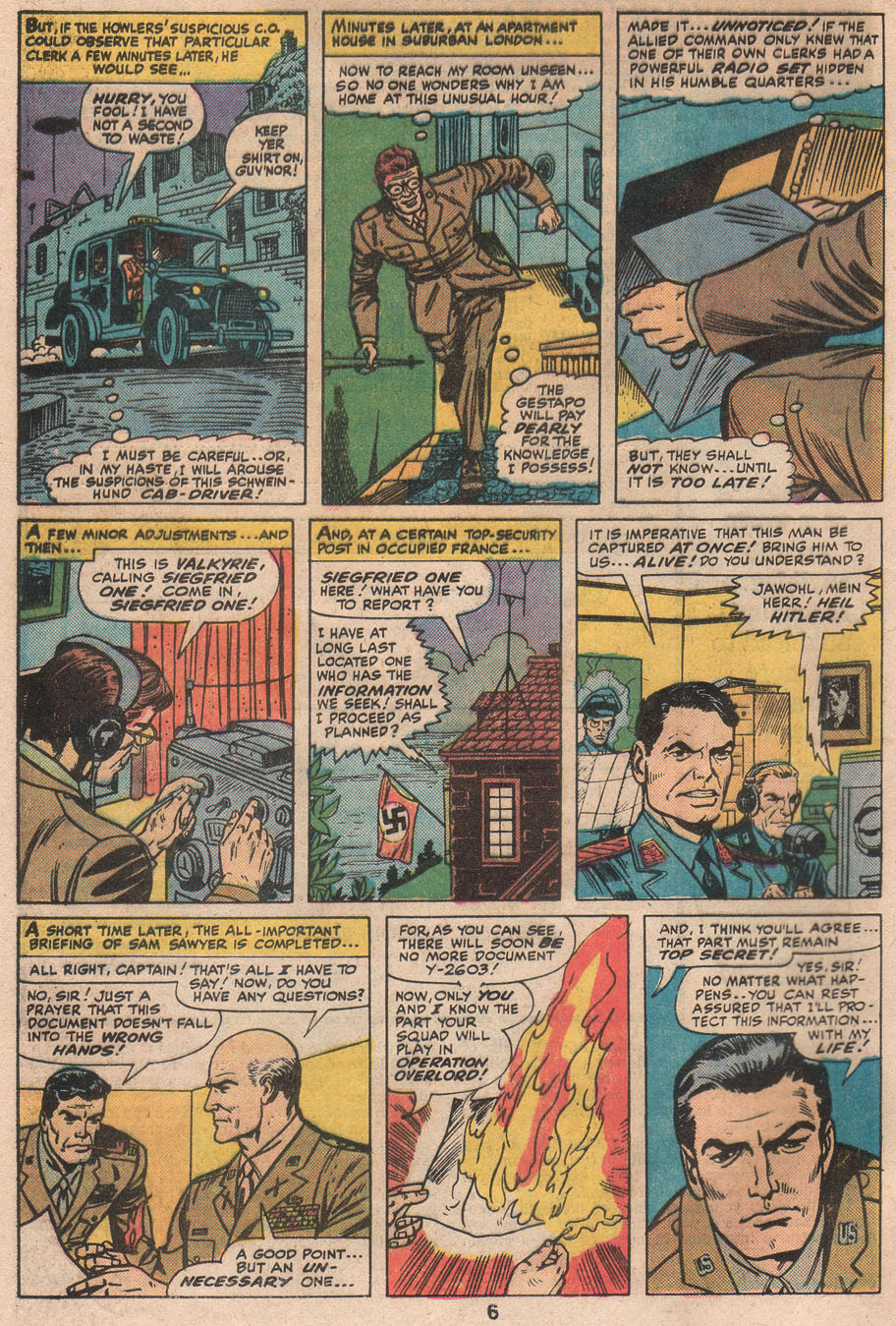 Read online Sgt. Fury comic -  Issue #133 - 8