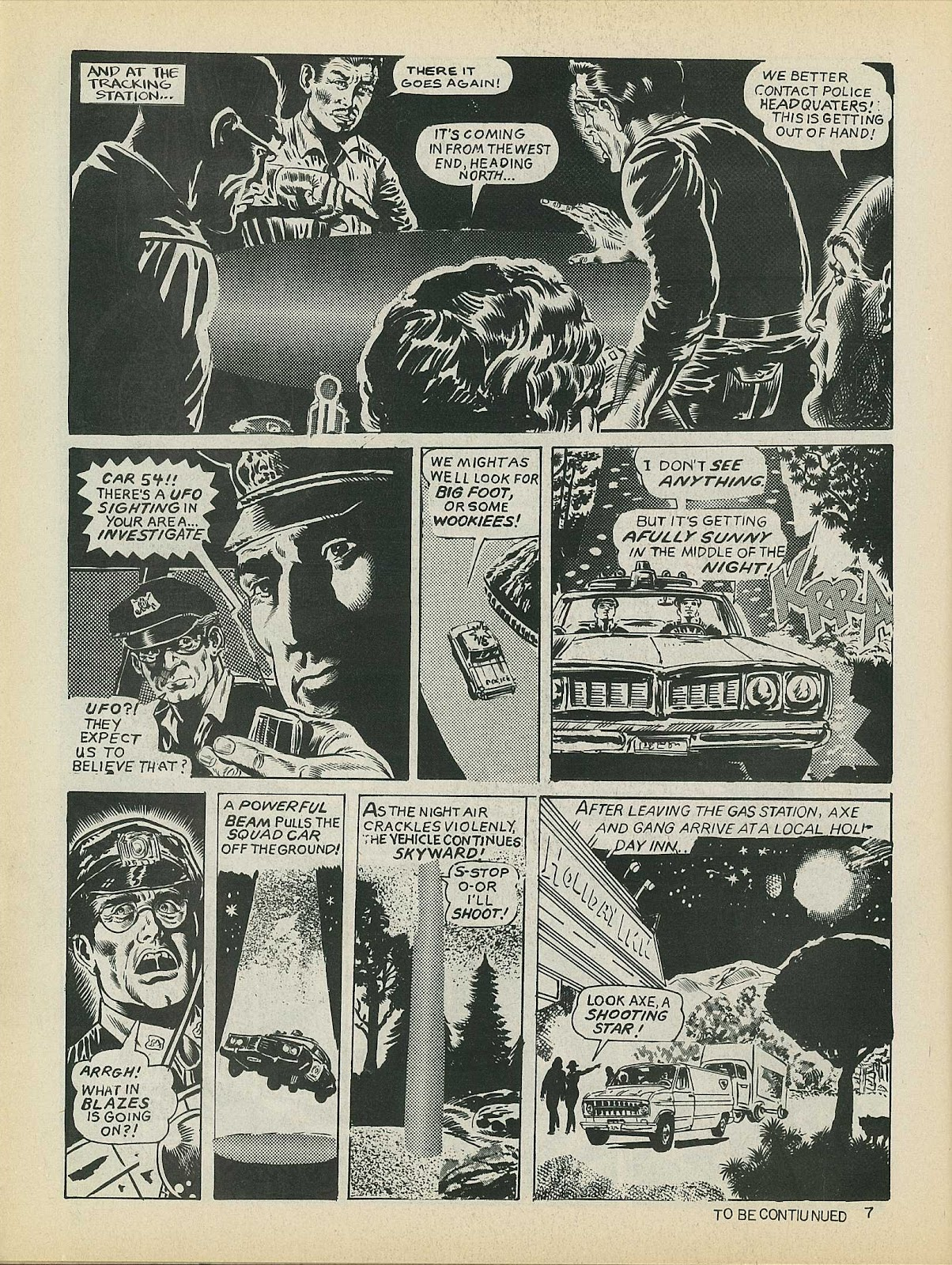 Star Fighters issue 4 - Page 41