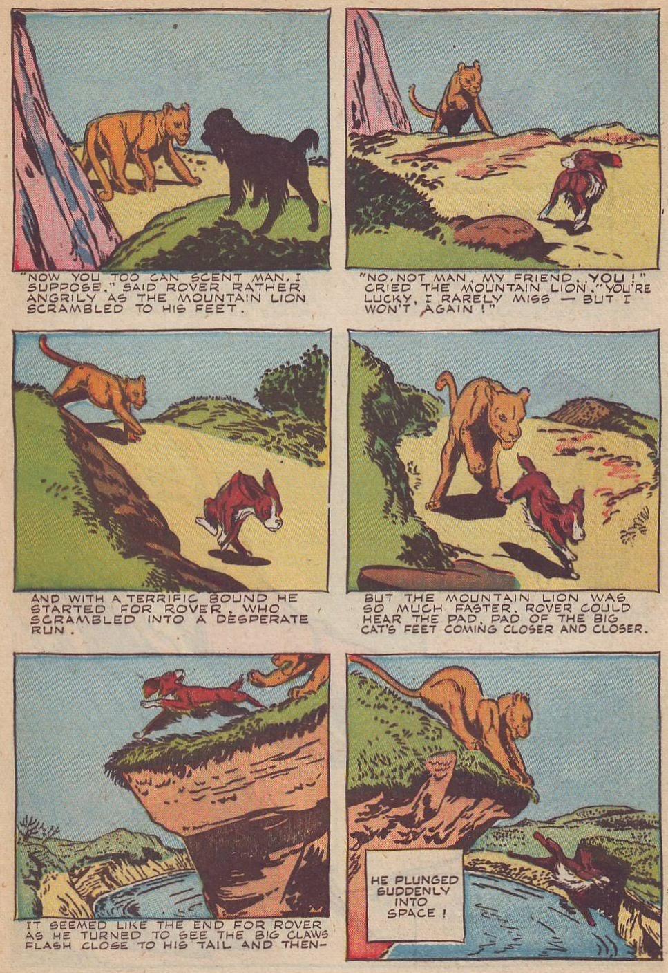 Read online Animal Comics comic -  Issue #20 - 28