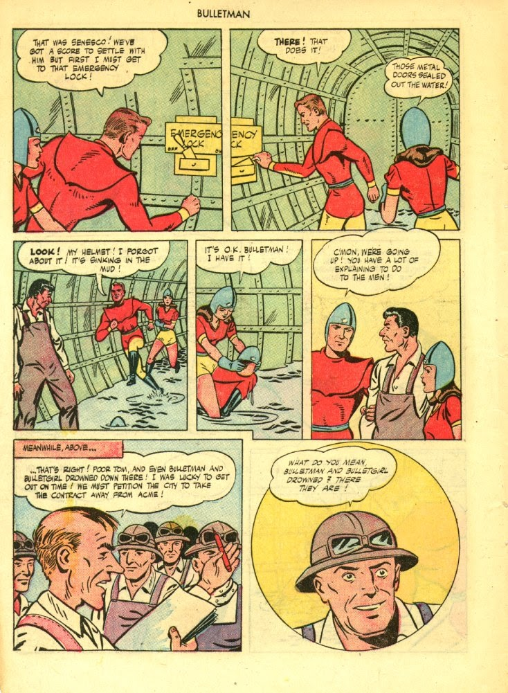 Bulletman issue 16 - Page 9