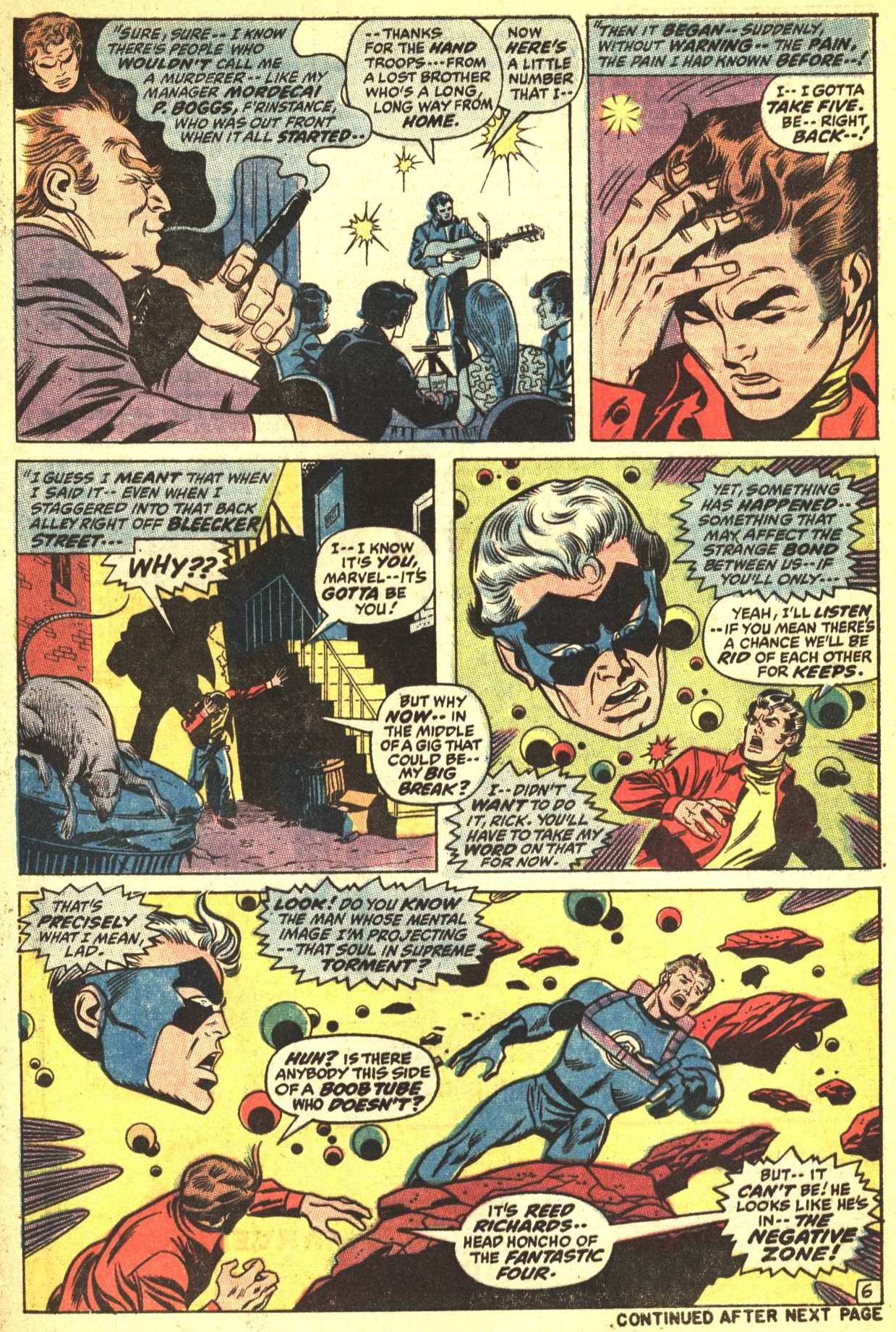 The Avengers (1963) 89 Page 6
