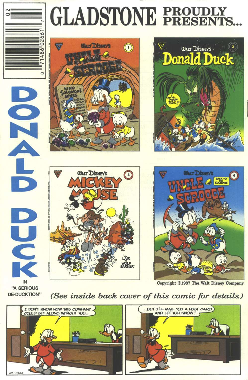 Read online Uncle Scrooge (1953) comic -  Issue #225 - 36