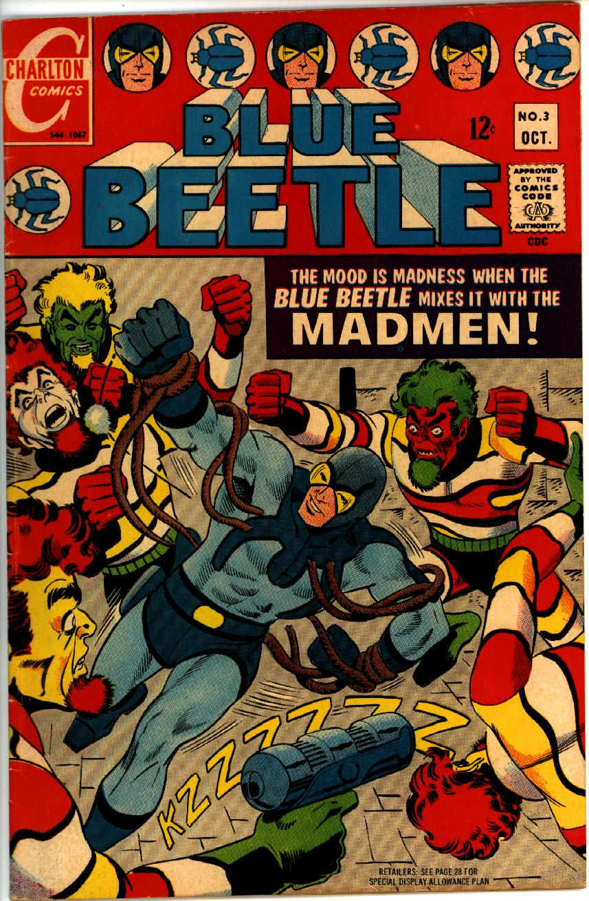 Blue Beetle (1967) issue 3 - Page 1