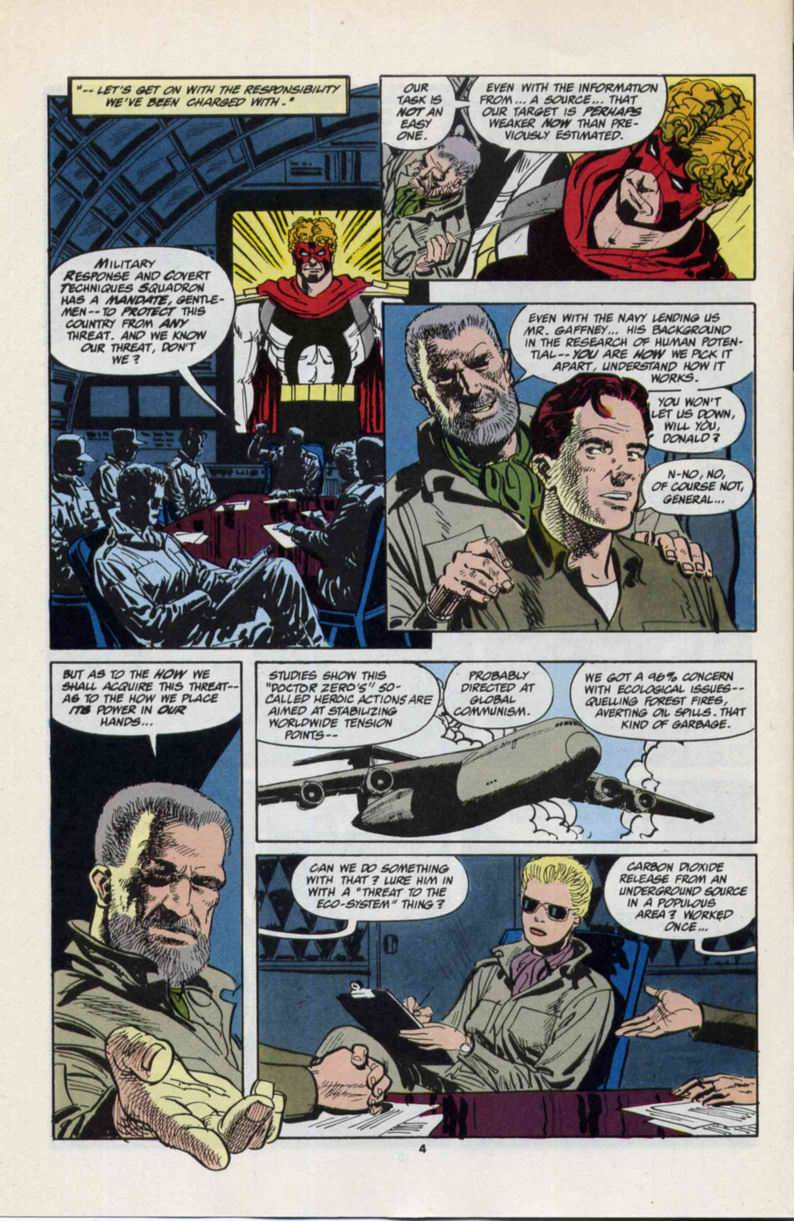 Read online Doctor Zero comic -  Issue #6 - 6