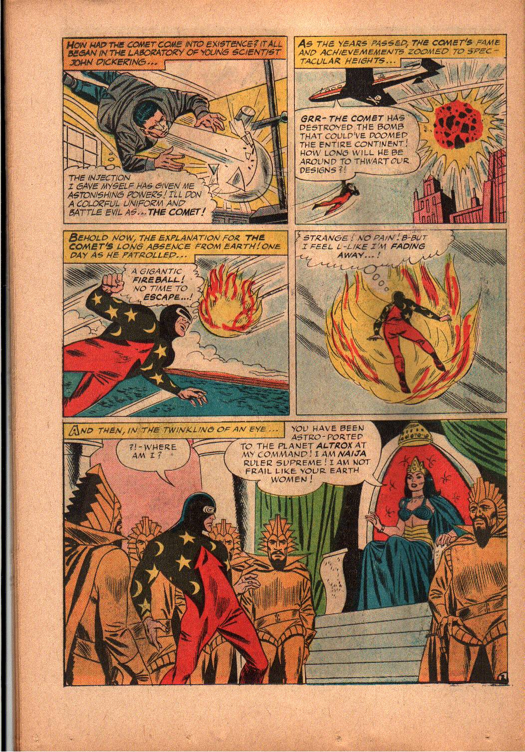 The Mighty Crusaders (1965) Issue #2 #2 - English 24
